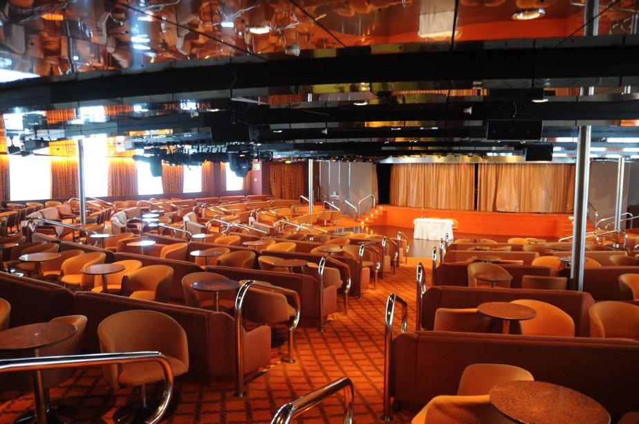 La salle de spectacle. | 21 septembre 2012