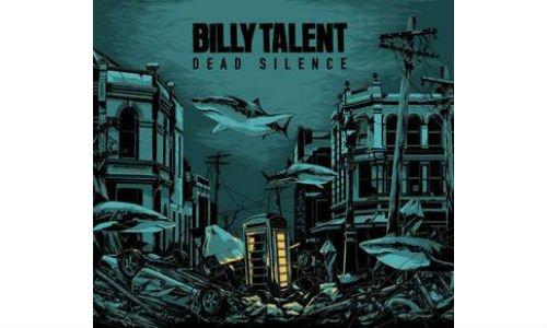 Billy Talent a connu beaucoup de succès avec sa trilogie d'albums, entre 2003...