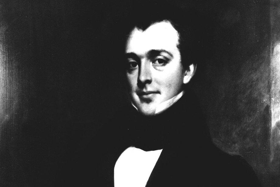Louis-Joseph Papineau, vers 1835.Huile sur toile, musée McCord.... (PHOTO ARCHIVES LA PRESSE)