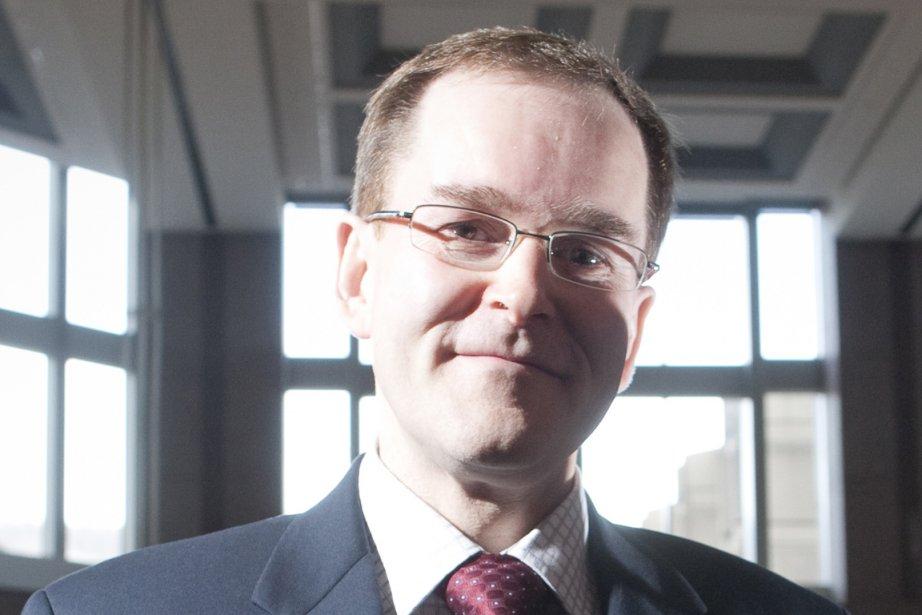 Le planificateur financier Pierre Renaud, de RBC Dominion... (PHOTO ANDRÉ PICHETTE, LA PRESSE)