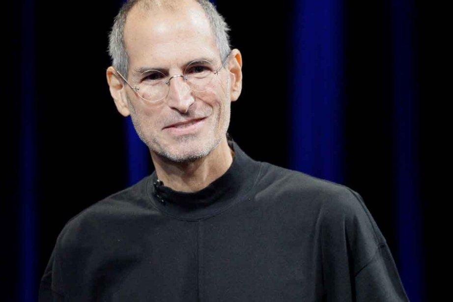 Steve Jobs... (Photothèque le Soleil)