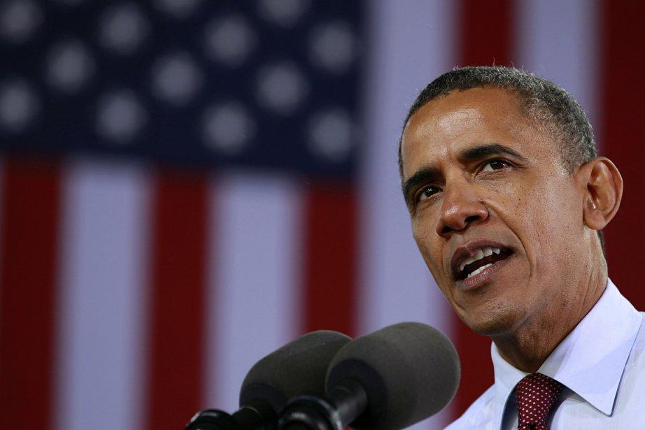 Le président des États-Unis Barack Obama.... (Photo: Reuters)