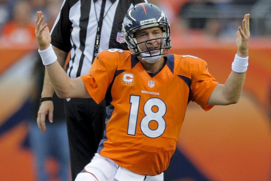 Peyton Manning et sa bande gagneraient plus souvent... (Photo: AP)