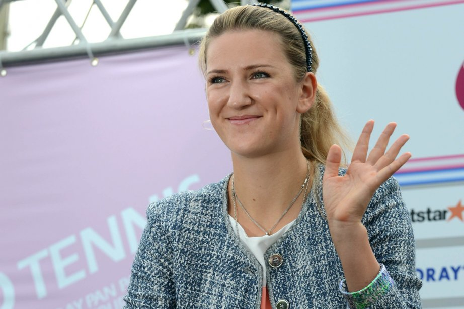 La numéro un mondiale, Victoria Azarenka.... (Photo: AFP)