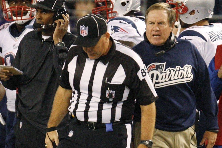 L'entraîneur-chef des Patriots de la Nouvelle-Angleterre, Bill Belichick... (Photo: Reuters)