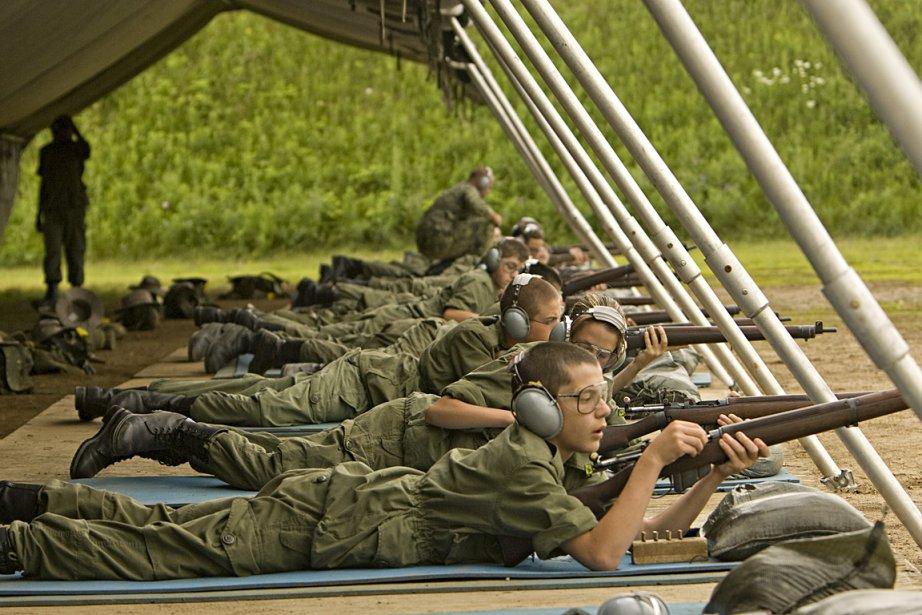 Le ministère fédéral de la Défense nationale affirme... (Photo: David Boily, archives La Presse)