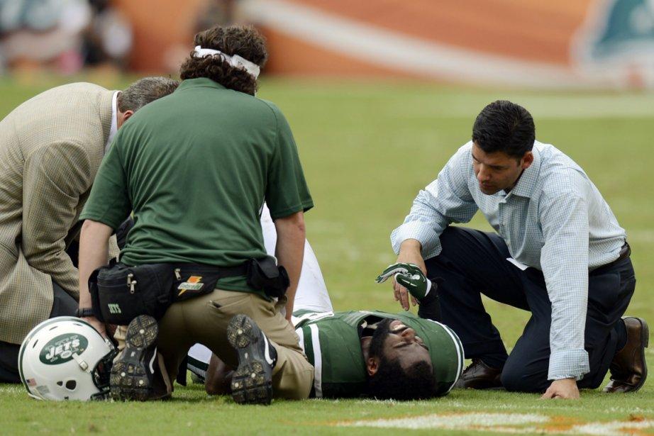 Le demi de coin Darrelle Revis, des Jets... (Photo: AP)