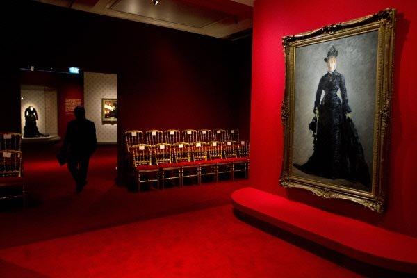 La Parisienne d'Édouard Manet... (Photo: AFP)
