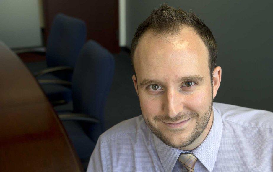 Christian Drolet est directeur de la firme de... (PHOTO ROBERT SKINNER, LA PRESSE)