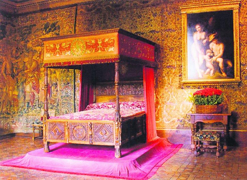 Chambre de Catherine de Médicis (Guide de visite)