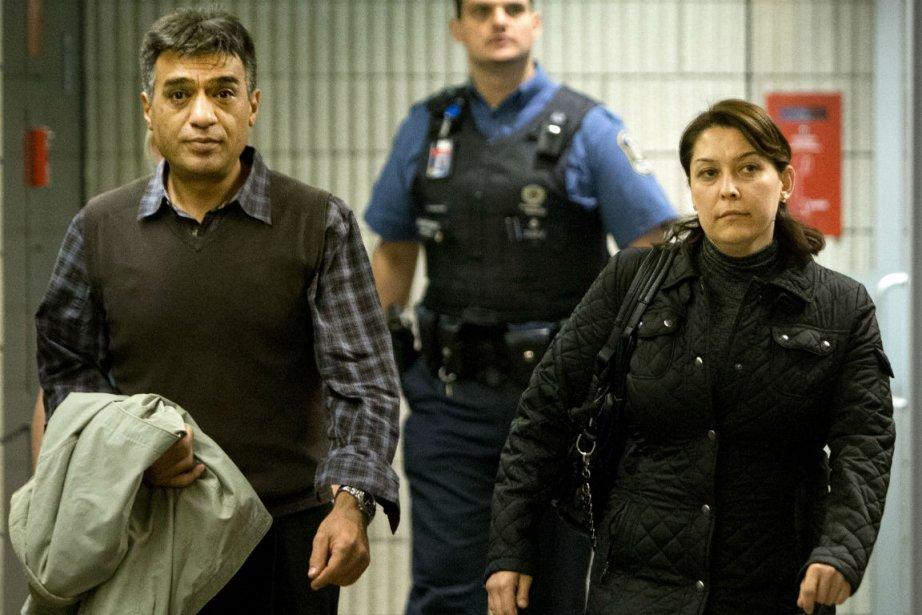 Johra Kaleki, accusée d'avoir tenté de tuer sa... (Photo Robert Skinner, La Presse)