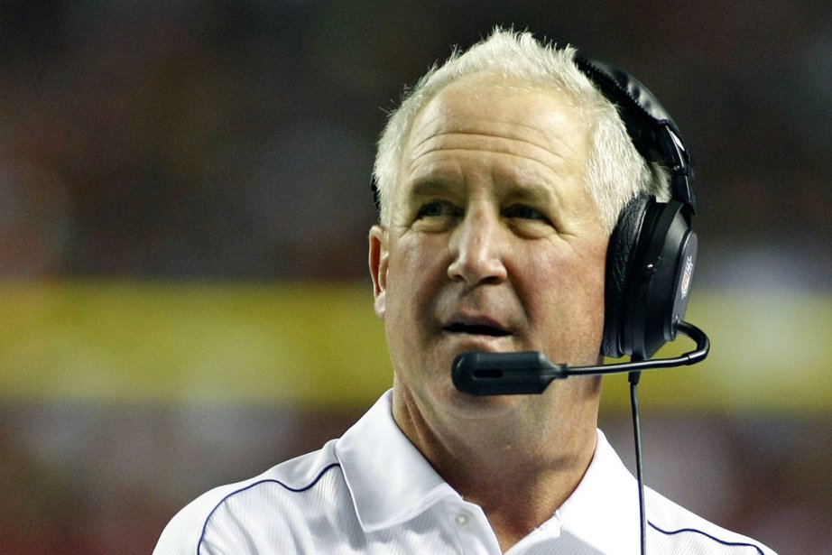 L'entraîneur-chef des Broncos, John Fox.... (Photo Tami Chappell, Reuters)