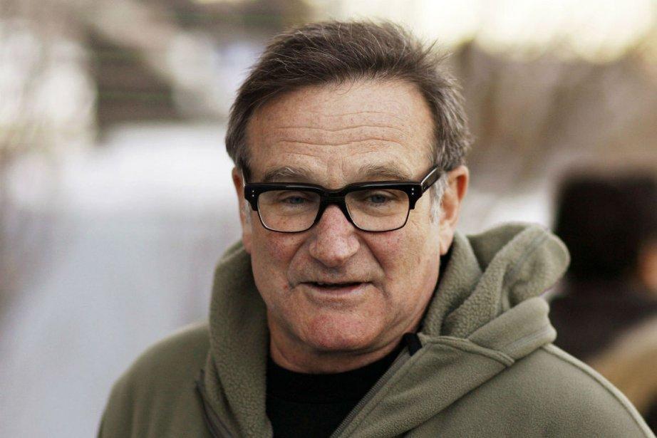 Robin Williams... (Photo Lucas Jackson, Reuters)