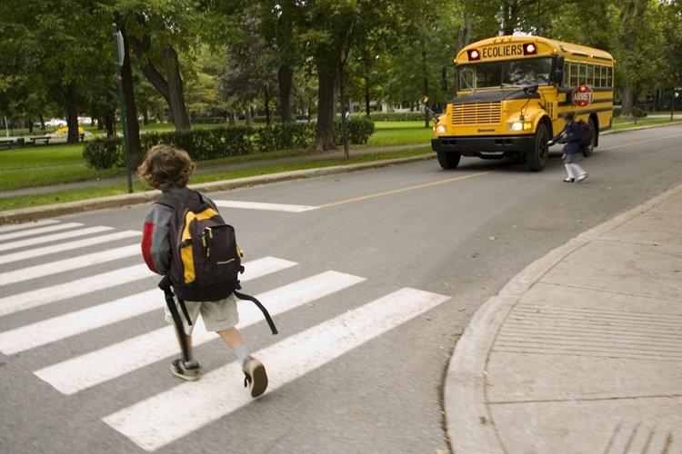 Dans le reste de la province, les enfants... (Photo: Ivanoh Demers, La Presse)