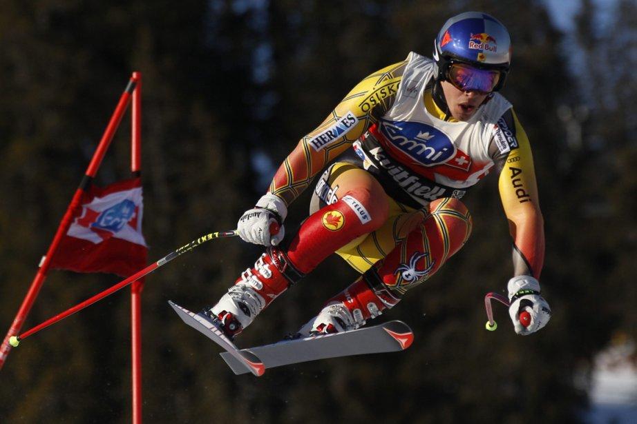 Erik Guay a été opéré au genou droit... (Photo: Reuters)