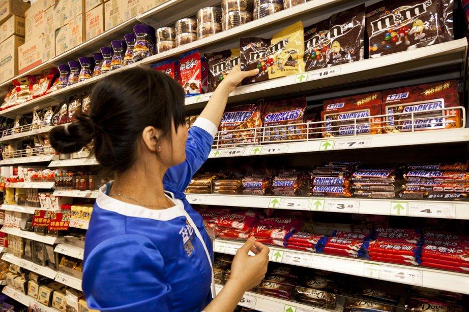 Snickers dépasse M&M's et devient leader mondial de... (Photo: courtoisie de Mars)