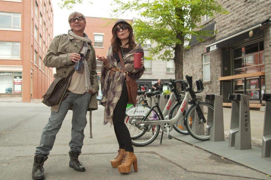 Marc Labrèche et Anne Dorval dans Les bobos.... (Photo: fournie par Télé-Québec)