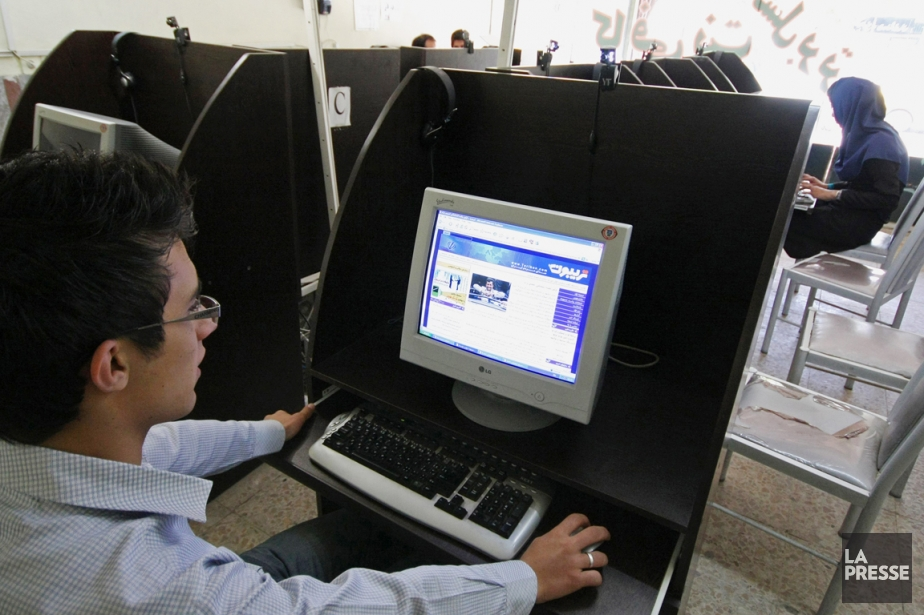Les internautes iraniens devraient voir en 2013 l'arrivée... (Archives AFP)