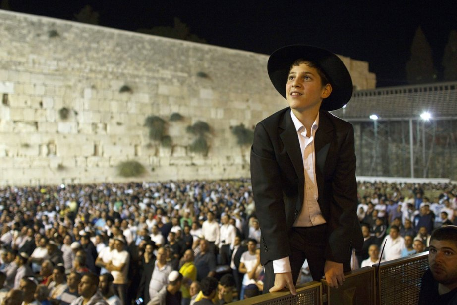 Principal lieu de pèlerinage juif, le Mur des... (PHOTO RONEN ZVULUN, REUTERS)