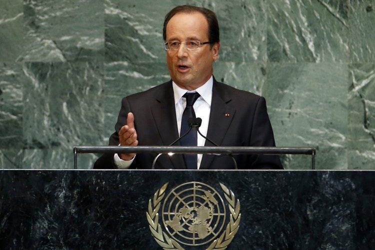 La France s'engage à «reconnaître le gouvernement provisoire,... (Photo: Reuters)