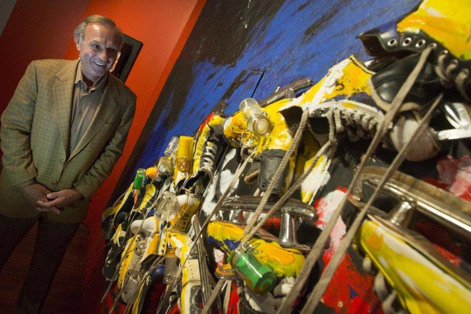 Guy Lafleur... (Photo: Ivanoh Demers, La Presse)