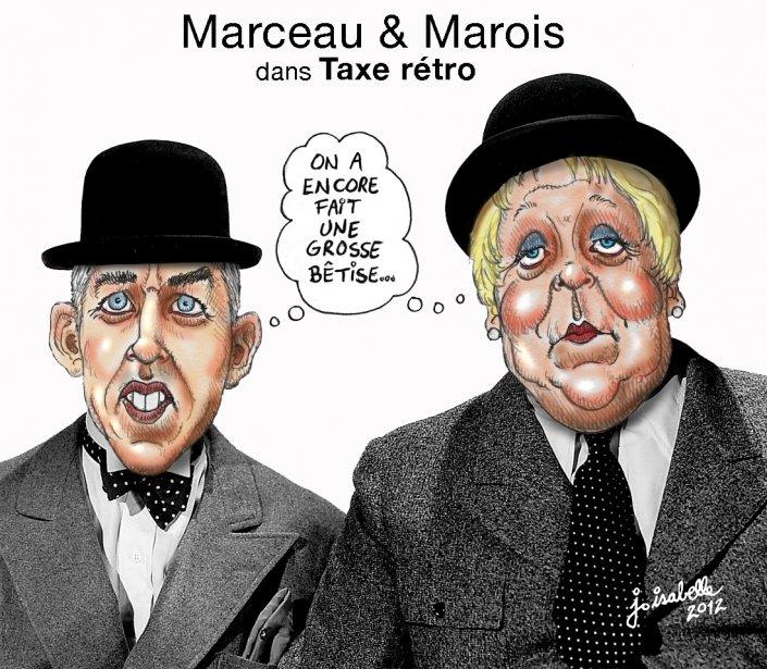 Caricature du 26 septembre | 26 septembre 2012