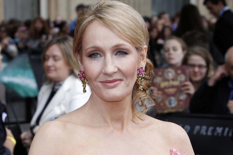 J.K Rowling... (Photo: archives AP)
