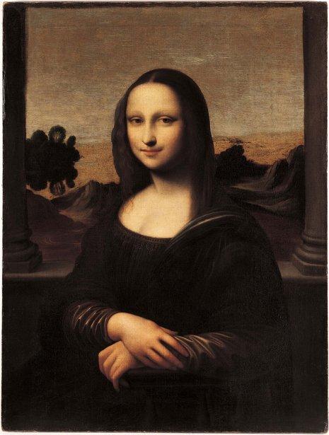 La Mona Lisa Isleworth...