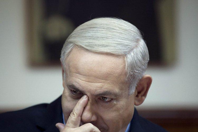 Benyamin Nétanyahou... (Photo: AFP)