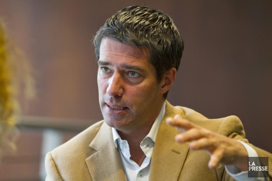 André Boisclair... (Photo: Alain Roberge, archives La Presse)