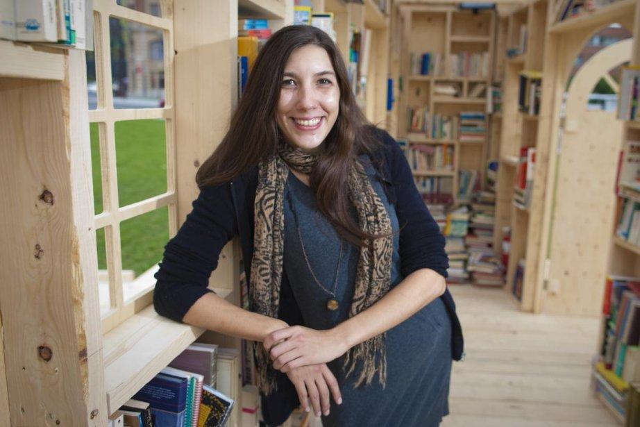 Marie-Paule Grimaldi, conceptrice du spectacle Des filles qui... (Photo: André Pichette, La Presse)