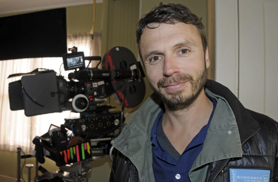 L'auteur et réalisateur Sébastien Pilote est dans son... (Photo Gimmy Desbiens)