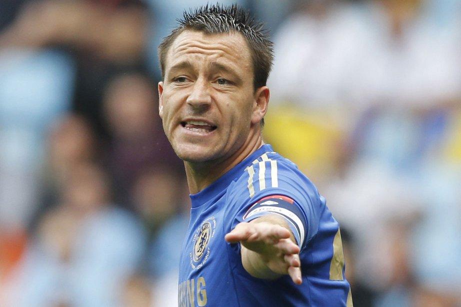 John Terry... (Photo: AFP)