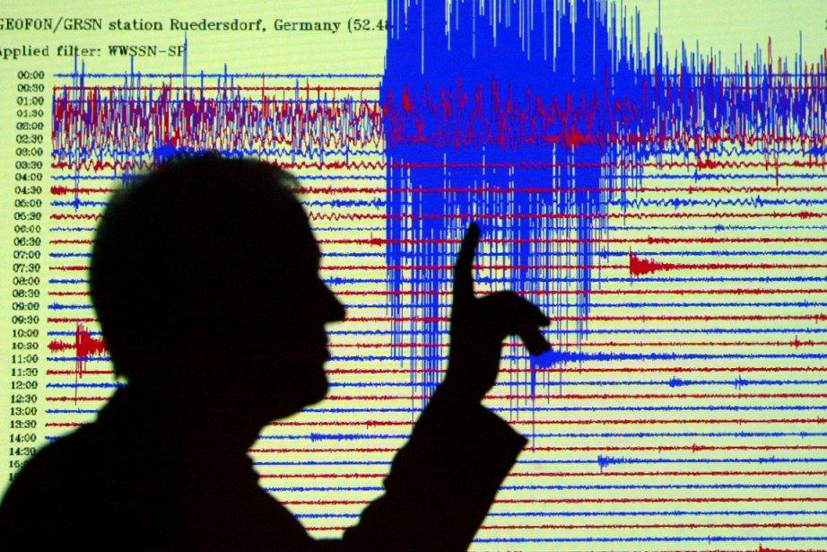 Un séisme de magnitude 7,8 a frappé la mer de Scotia,... (Photo archives Reuters)