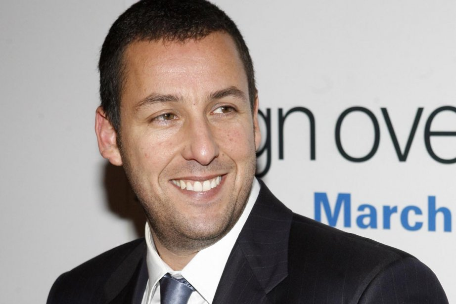 Adam Sandler... (Photo: AP)