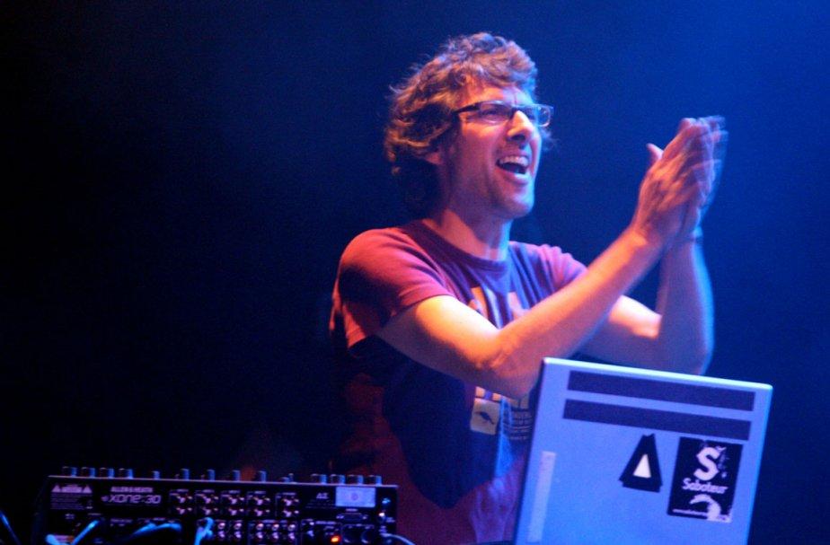 DJ Champion... (Photo: Martin Chamberland, La Presse (Archives))