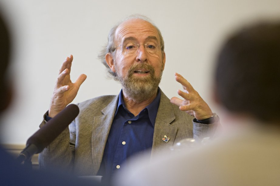 Le militant souverainiste et ancien syndicaliste Gérald Larose... (Photo d'archives David Boily, La Presse)
