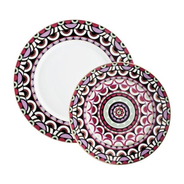 Vaisselle imprimée, de 7,99$ à 9,99$ chez HomeSense (homesense.ca)... | 2012-09-30 00:00:00.000