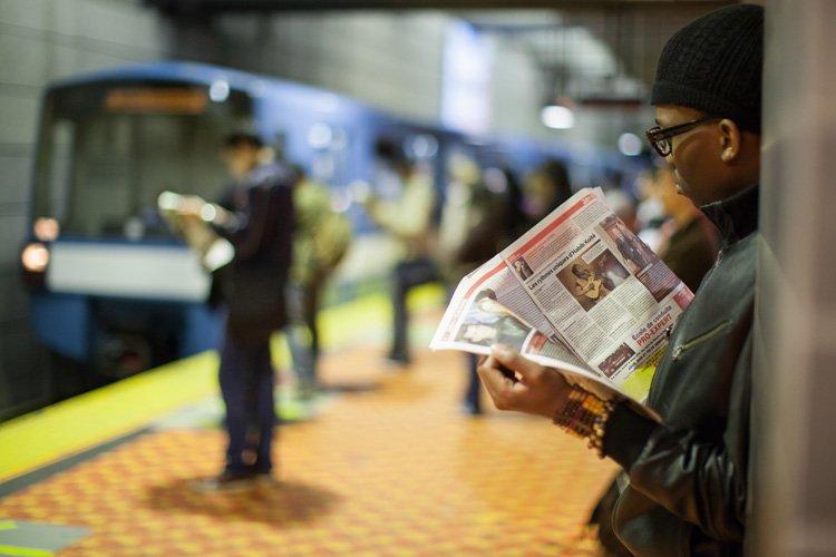 La Société de transport de... (Photo: Édouard Plante-Fréchette, La Presse)