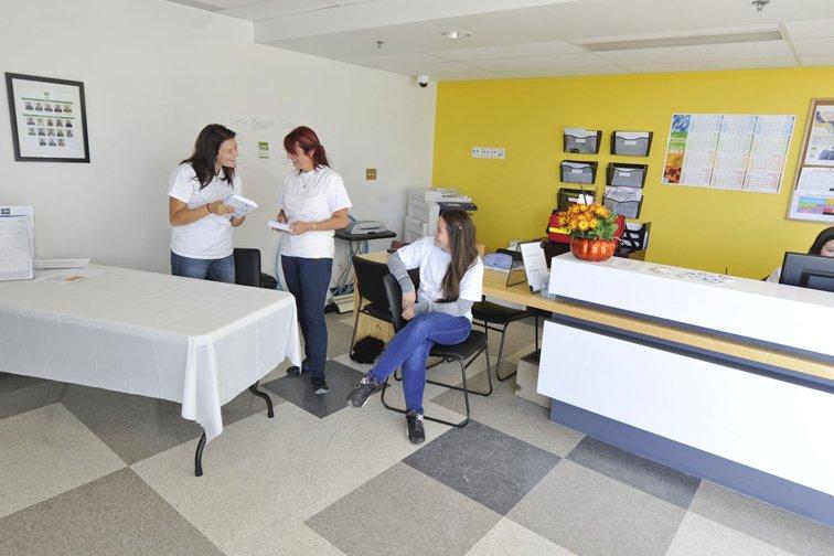 Érigé au coût de 10m$, le Centre Meredith a été... | 2012-10-01 00:00:00.000
