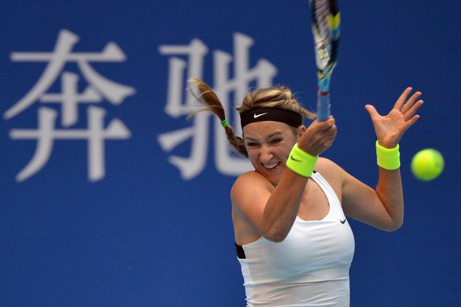 Victoria Azarenka... (Photo: AFP)