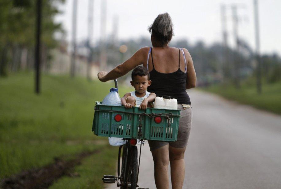 À El Rincon, Cuba. | 1 octobre 2012