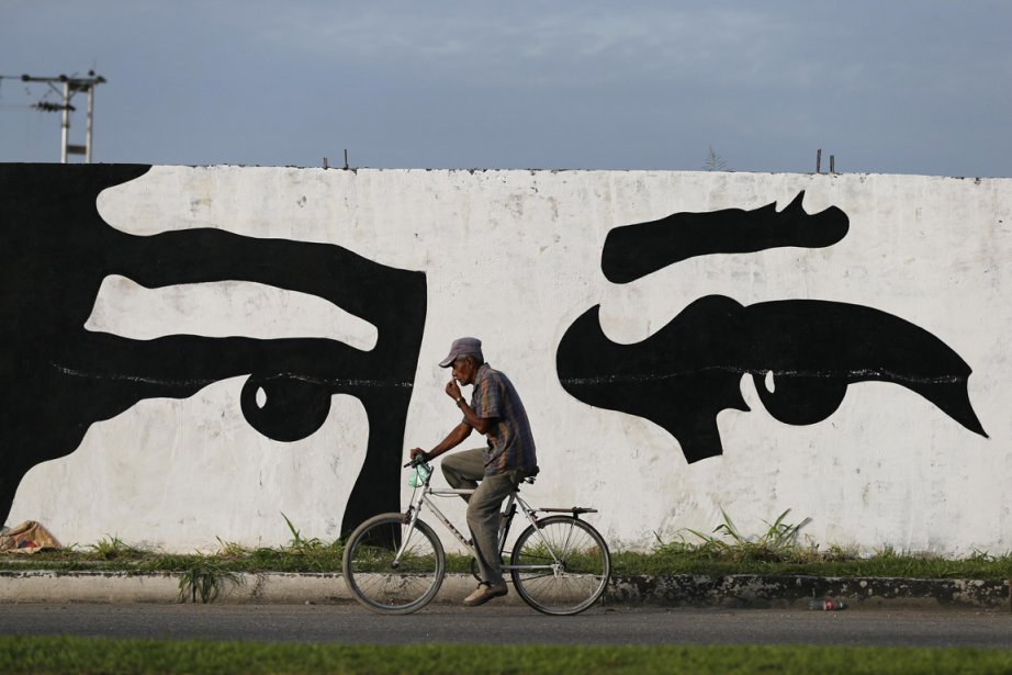 À Barinas au Venezuela | 1 octobre 2012