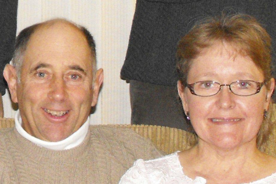 Albert et Rita Chretien... (Photo fournie par la GRC)