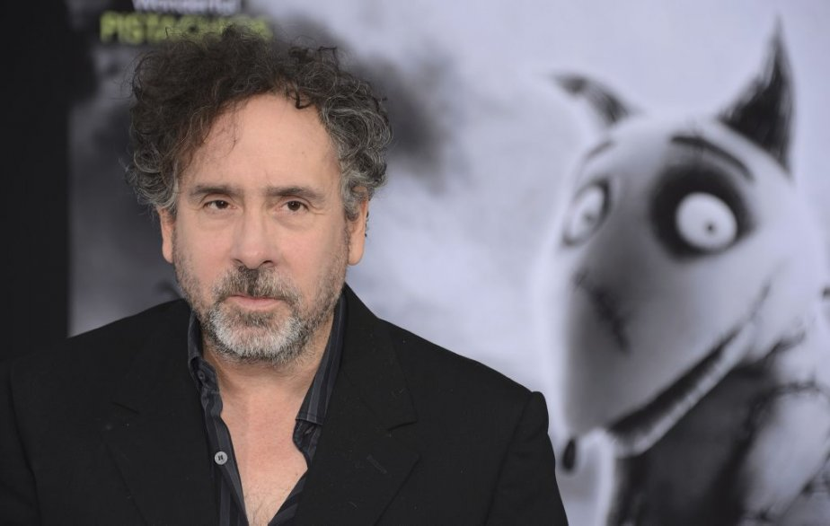 Le réalisateur Tim Burton | 1 octobre 2012