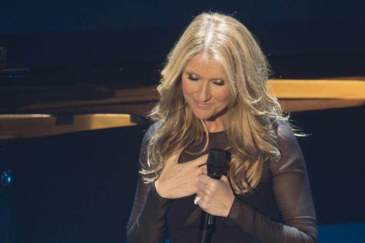 Céline Dion...