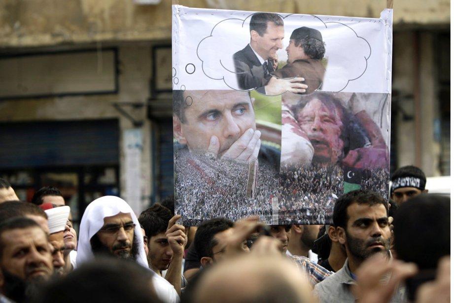 Selon un ancien responsable des relations avec les... (PHOTO JOSEPH EID, ARCHIVES AFP)