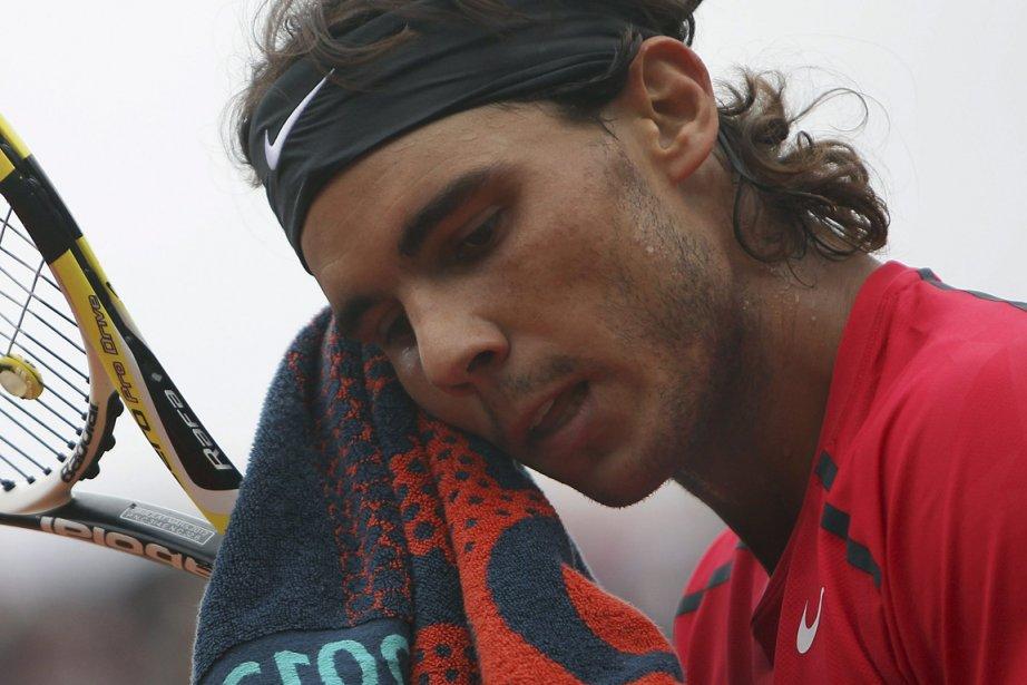 Rafael Nadal... (Photo: AP)