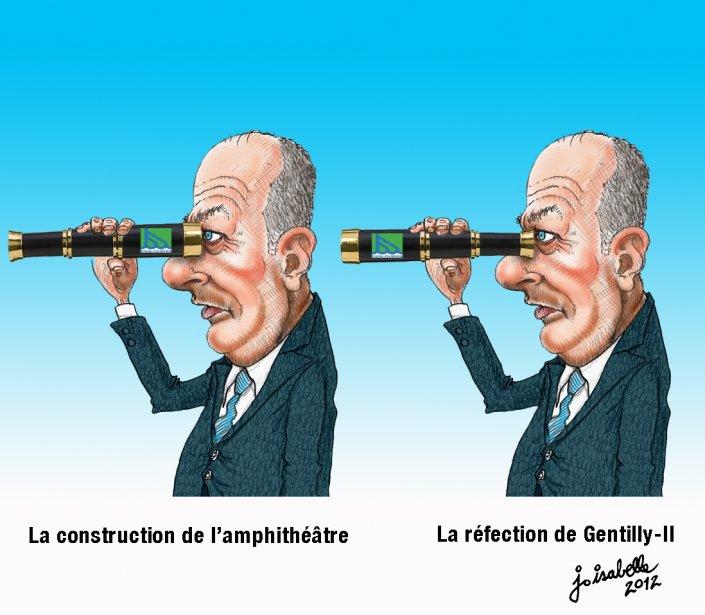 Caricature du 2 octobre | 2 octobre 2012