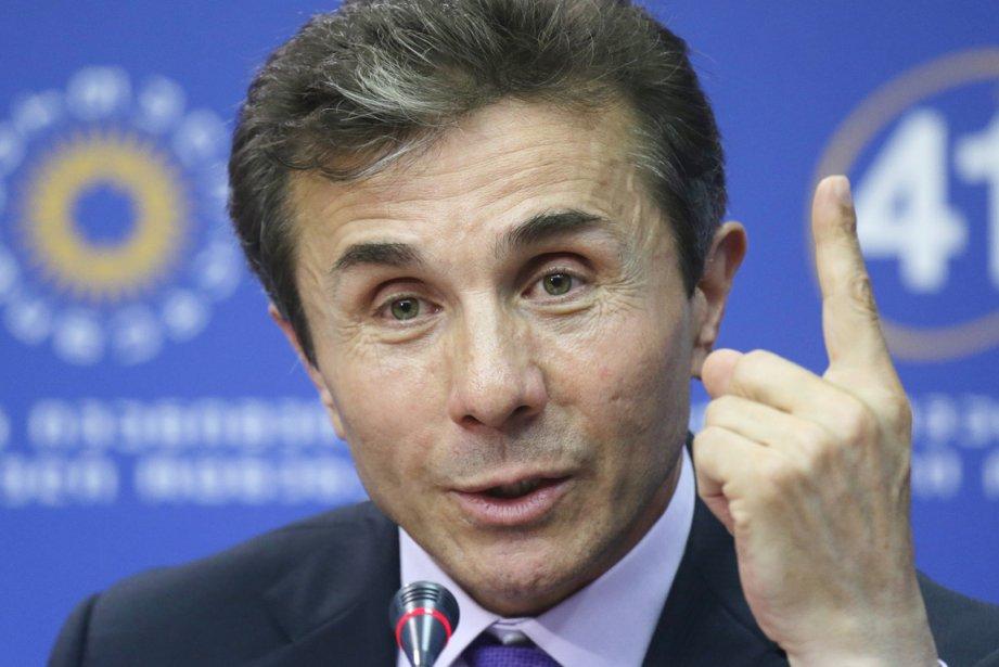 «La seule bonne décision pour Saakachvili serait maintenant... (PHOTO EFREM LUKATSKY, AP)